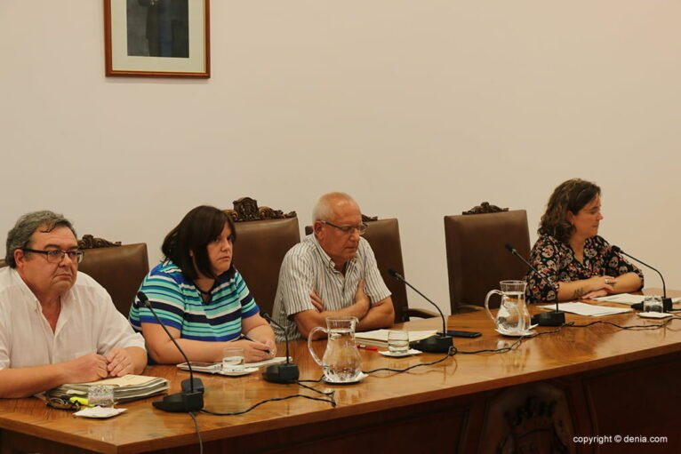 Imagen Pleno sobre el Requerimiento lingüistico - Equipo de gobierno
