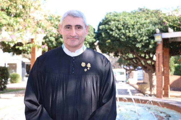 Imagen: Jaume Bertomeu, nuevo presidente de la Junta Local Fallera