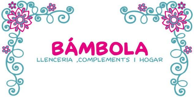 Imagen: Logotipo de Bámbola