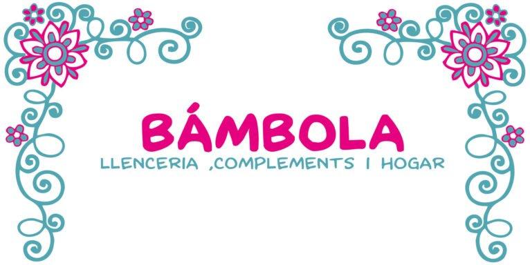 Logotipo de Bámbola