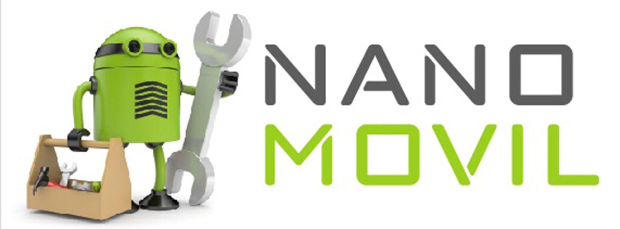Logotipo de Nanomovil