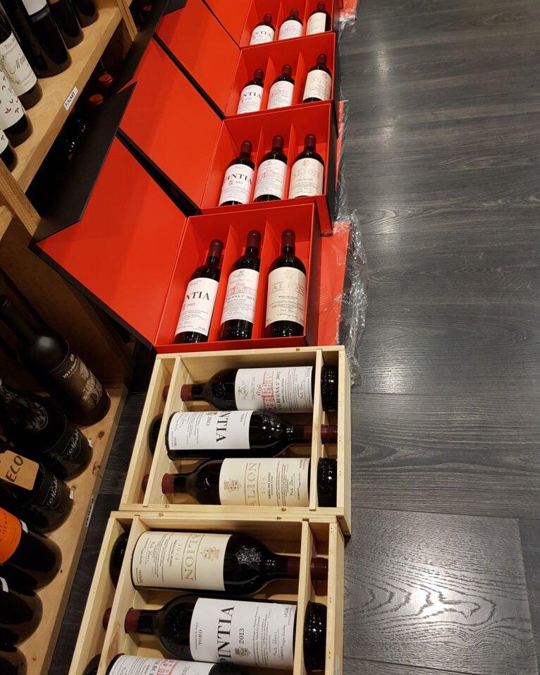 Lote de vinos Vega Sicilia para regalar - Gourmet Point