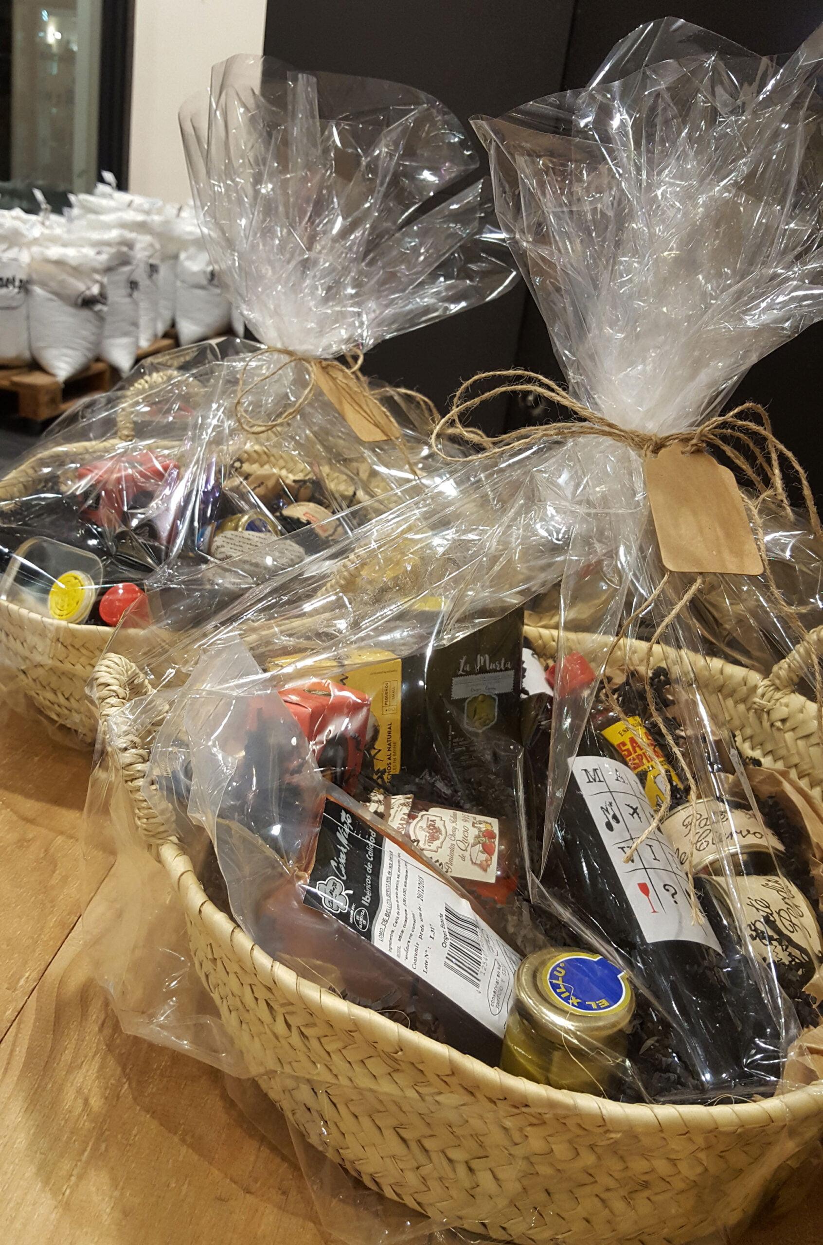 Lotes de productos gourmet para regalar en Dénia – Gourmet Point
