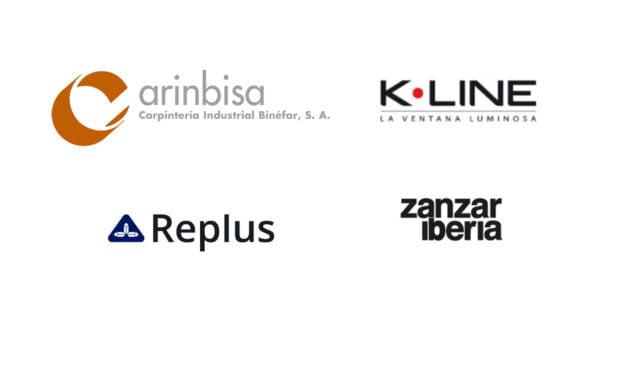 Imagen: Algunas de las marcas de primera línea con las que trabaja Hermética