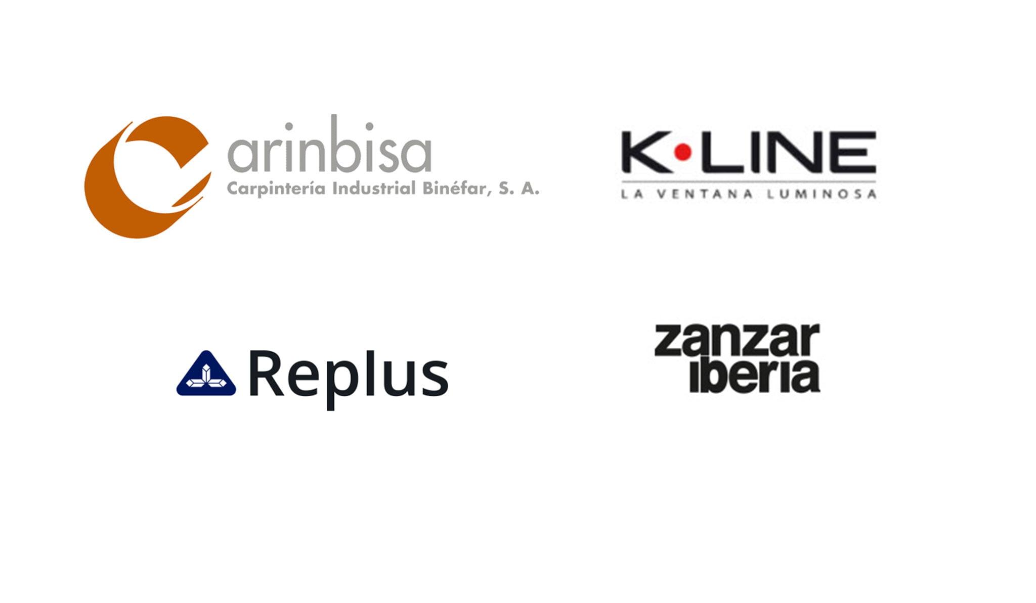 Algunas de las marcas de primera línea con las que trabaja Hermética