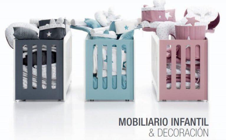 Muebles de bebés y habitaciones convertibles - Alondra