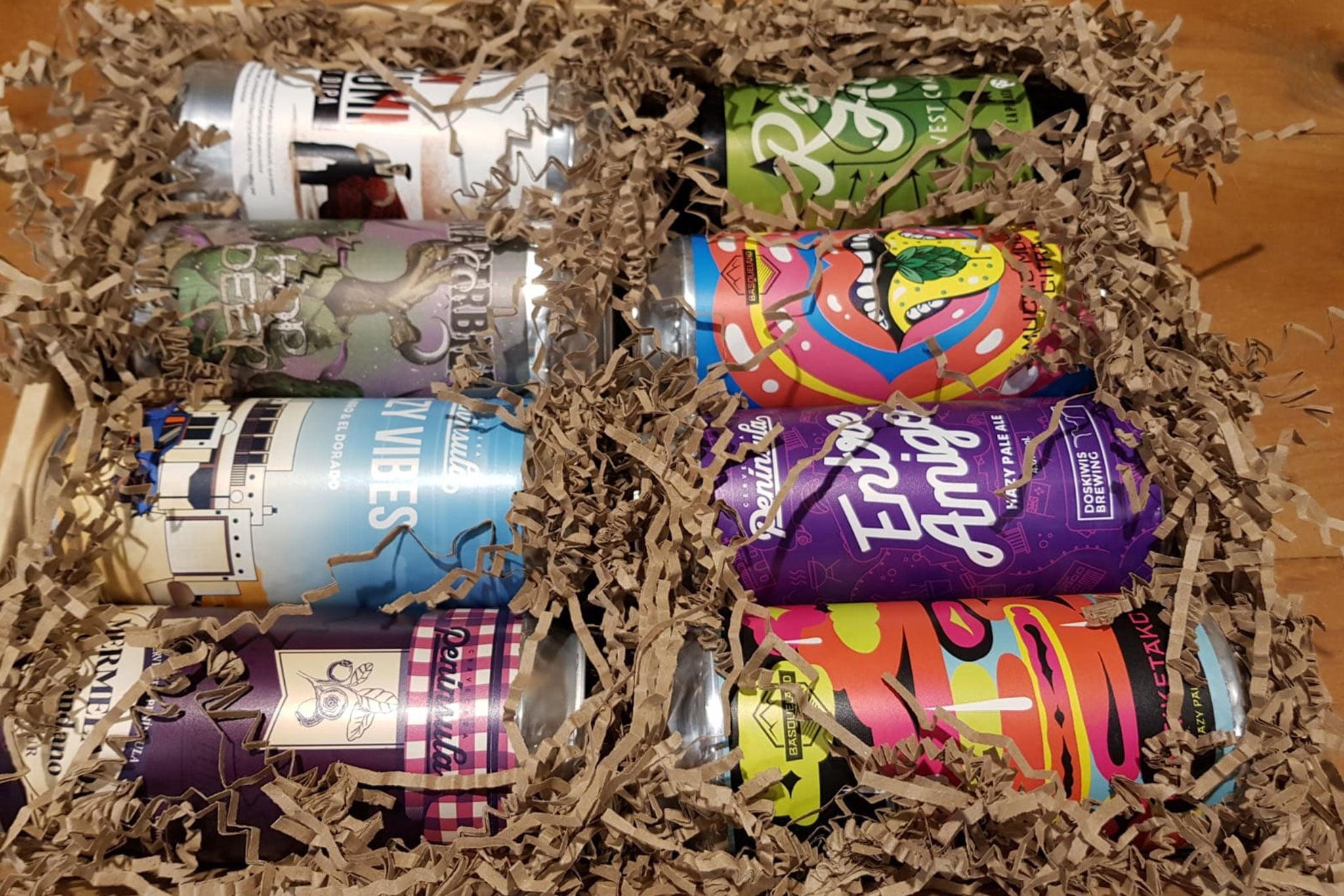 Pack gourmet para regalar en Dénia – Gourmet Point