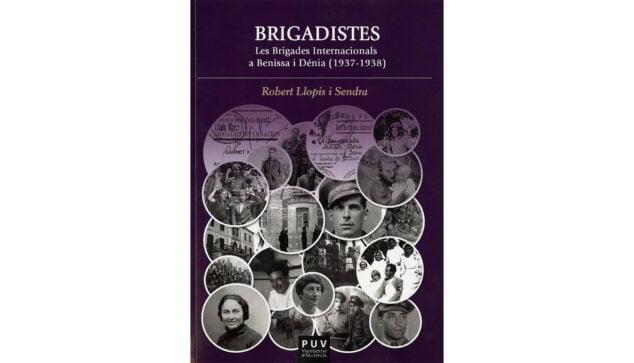 Imagen: Portada del libro Brigadistes