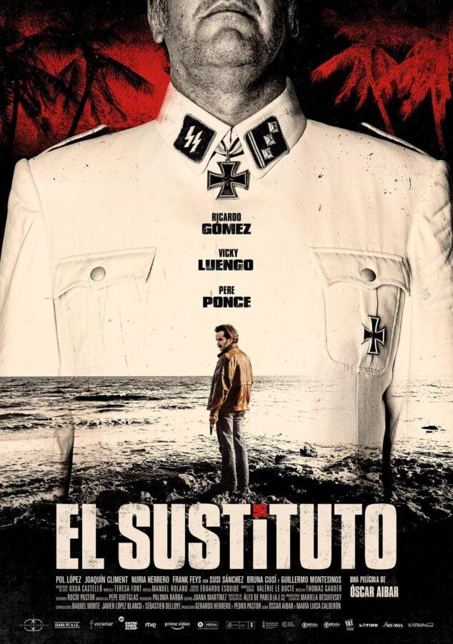Imagen: Poster de El Sustituto