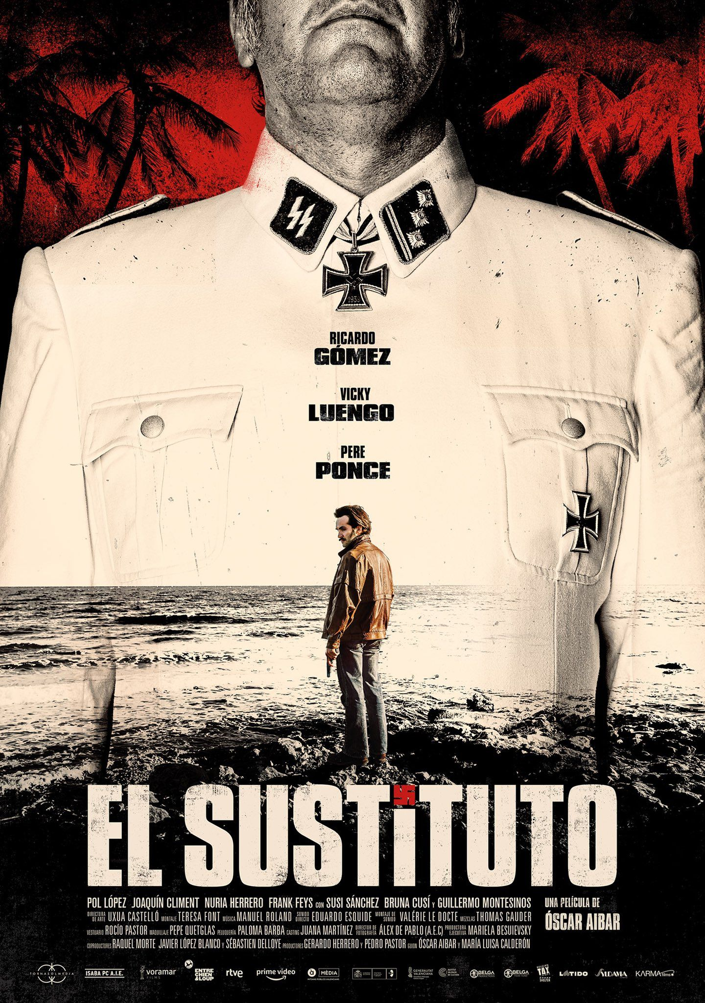 Poster de El Sustituto