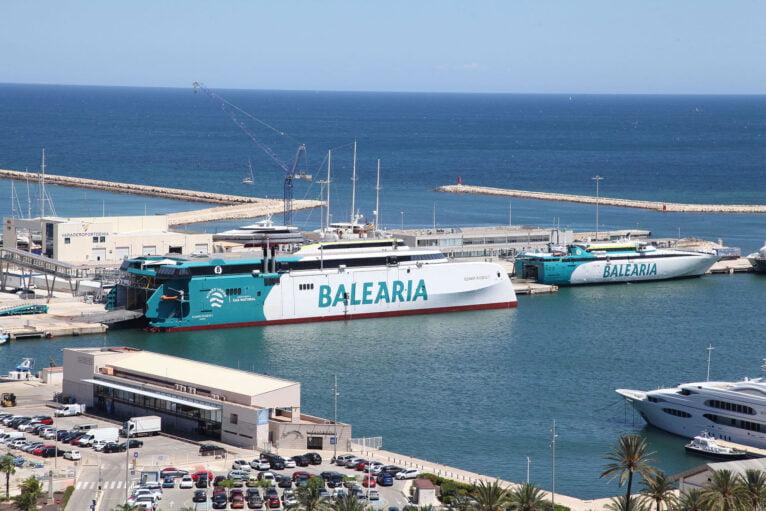 Presentación del Eleanor Roosevelt en el puerto de Dénia 15