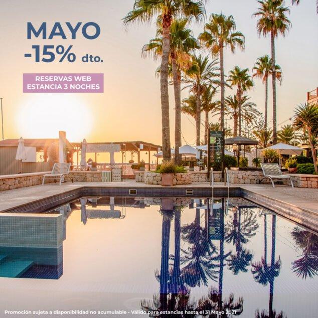Imagen: Promo hasta el 31 de mayo en Hotel Los Ángeles