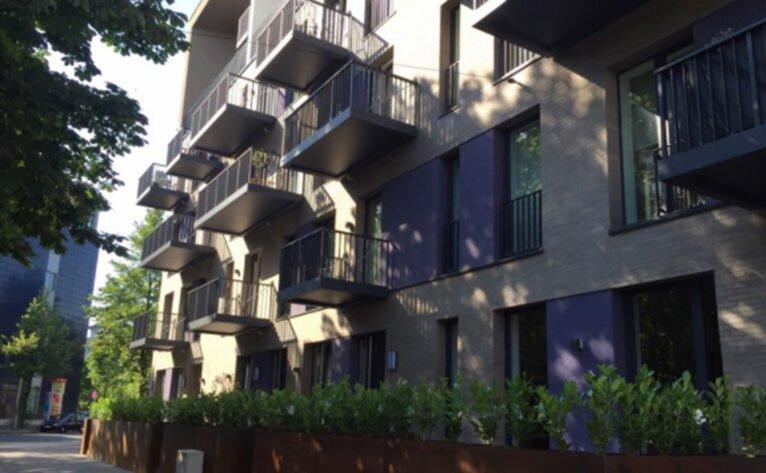 Proyecto de viviendas y garaje en Dusseldorf (Alemania) - Quitec