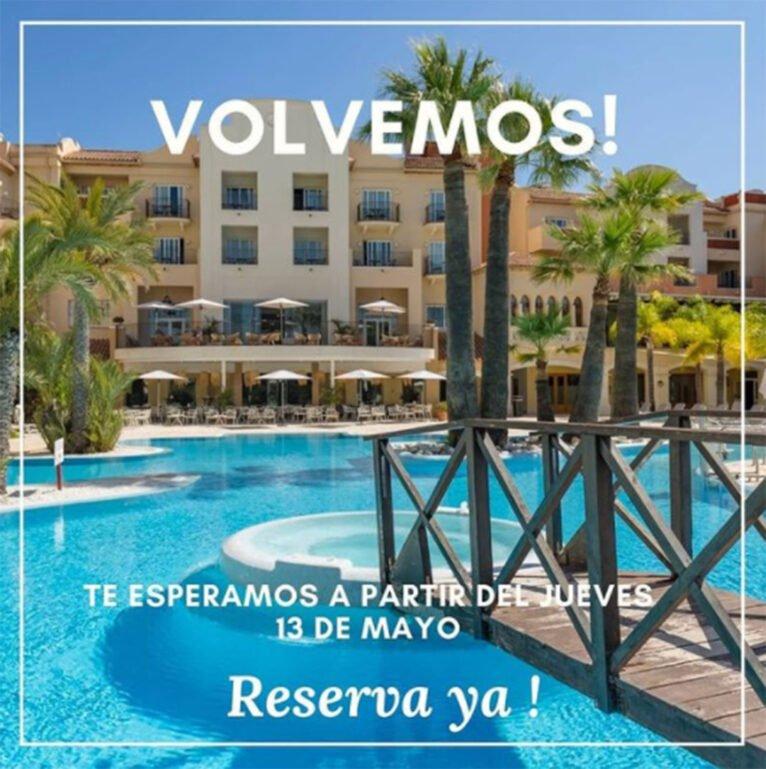 Reapertura de Hotel Dénia Marriott La Sella Golf Resort & Spa