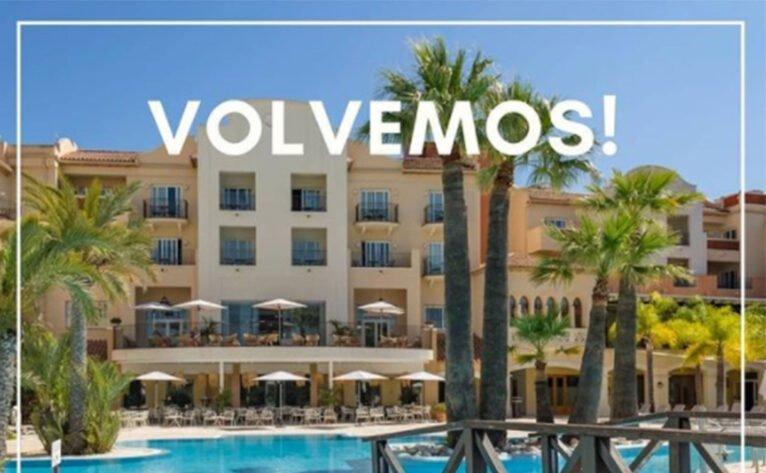 Vuelve Hotel Dénia Marriott La Sella Golf Resort & Spa