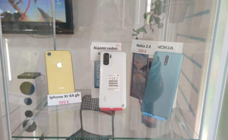 Reparación de móviles en Dénia - Nanomovil