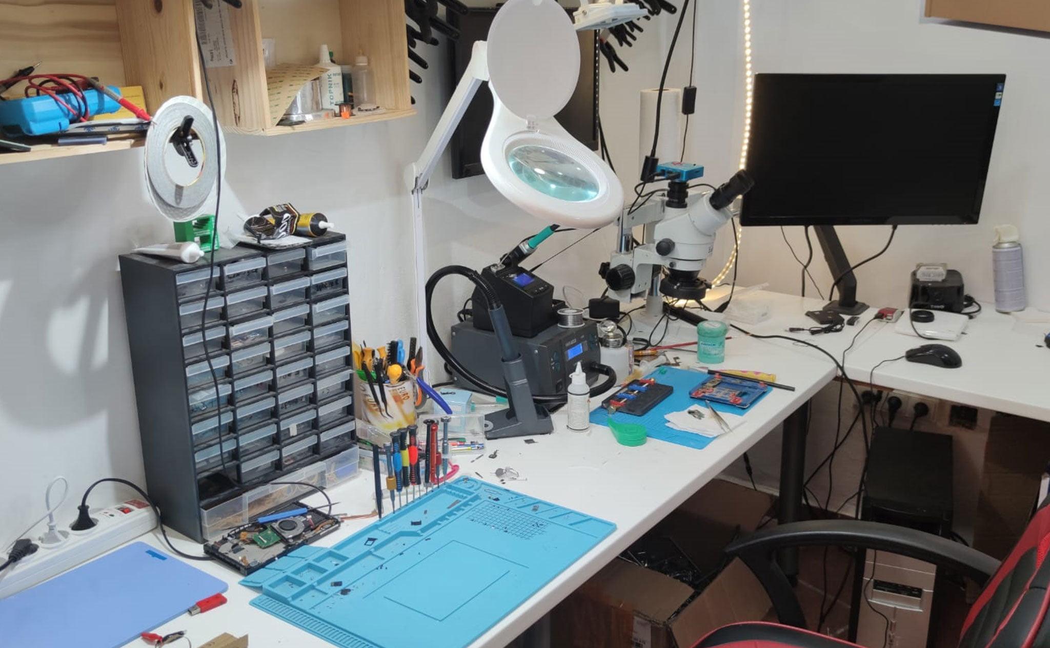 Reparación de smartphone, Iphone, PC y tablet en Dénia – Nanomovil