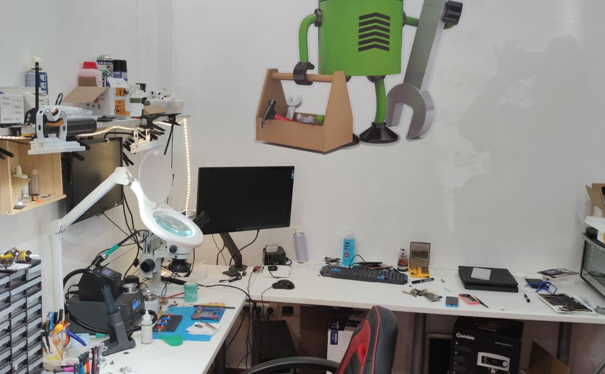 Servicio técnico y reparación de móviles en Dénia – Nanomovil