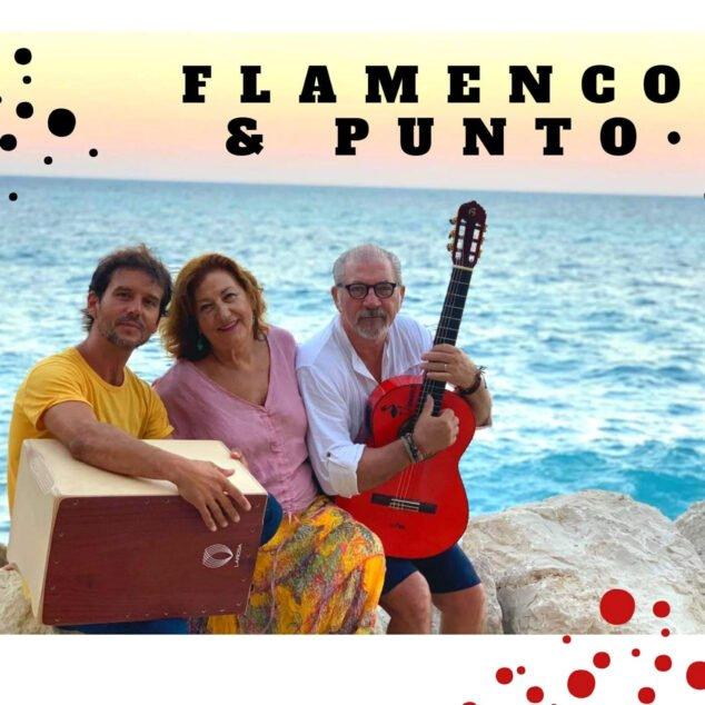 Imagen: Actuación musical de flamenco en Restaurante Balandros