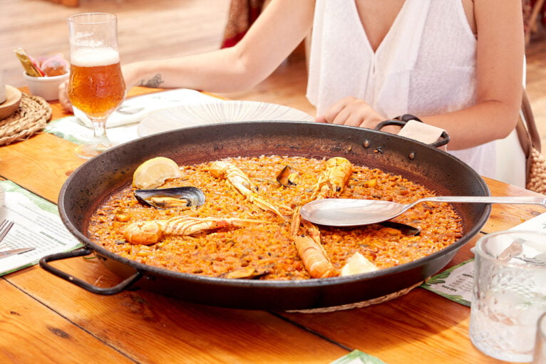 Arroces en Restaurante Isla Bonita