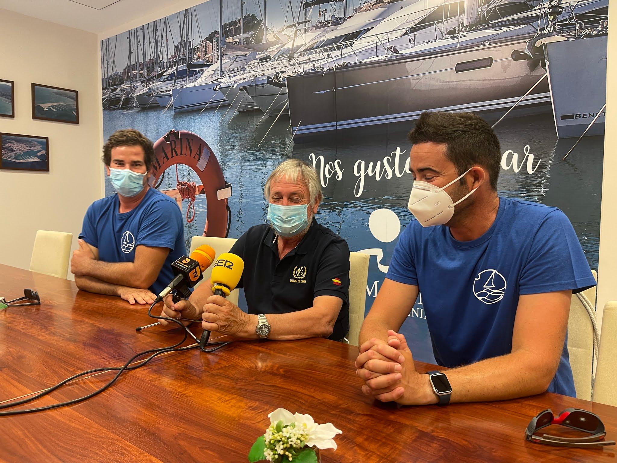 Presentación del proyecto de la Base Chárter Marina Dénia