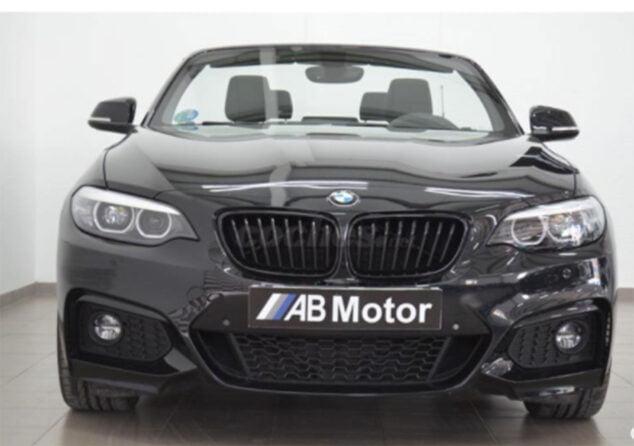 Imagen: BMW Serie 2 220iA 2p. - AB Motor