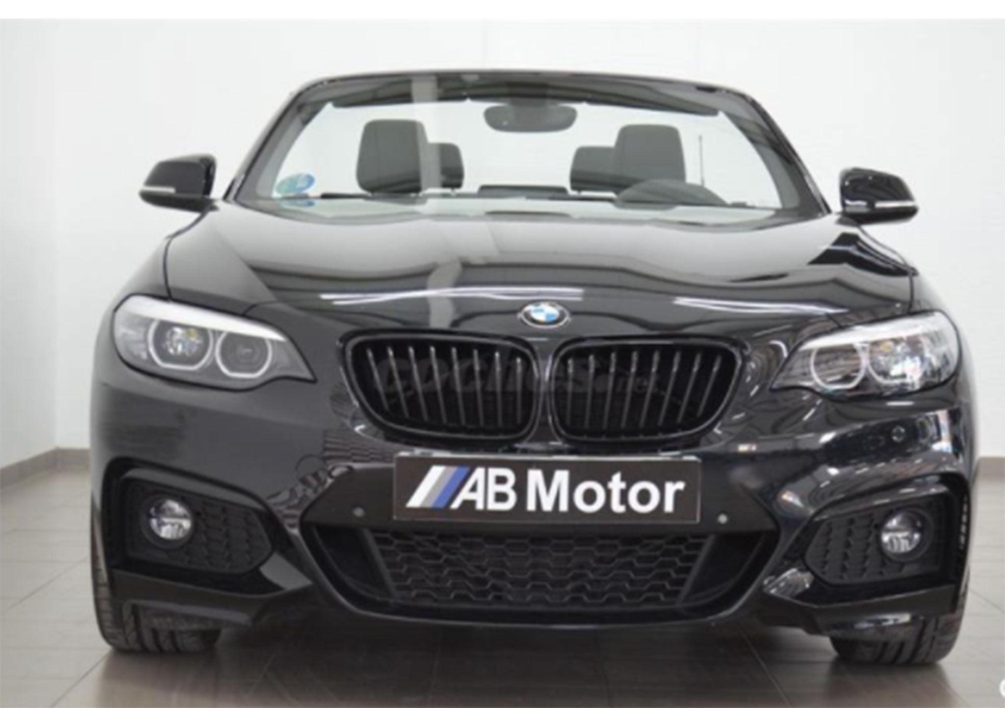 BMW Serie 2 220iA 2p. – AB Motor