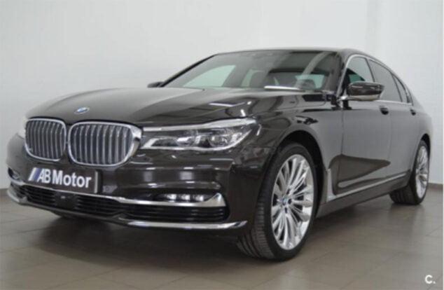 Imagen: BMW serie 7 en venta con AB Motor