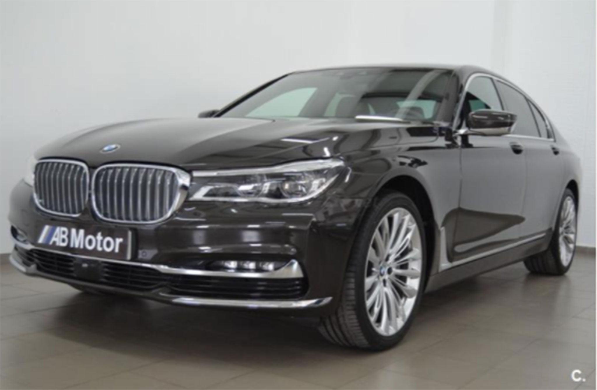 BMW serie 7 en venta con AB Motor