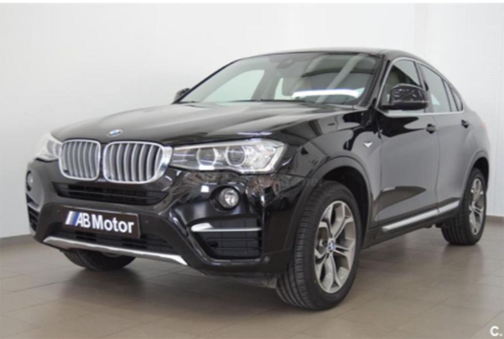 BMW X4 xDrive20d 5p. – AB Motor