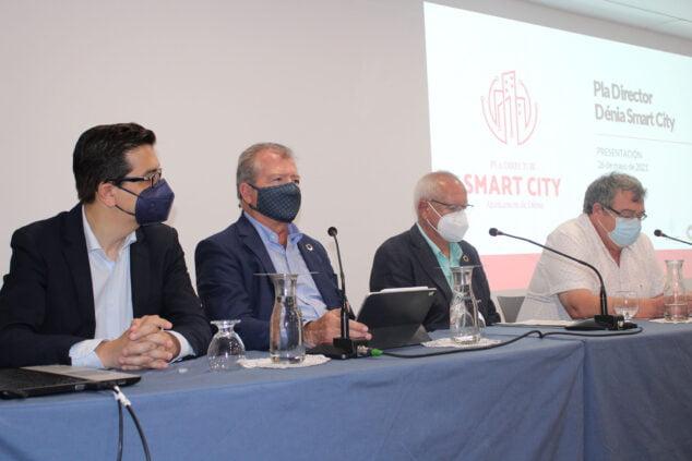 Imagen: Dénia presenta el proyecto de Smart City