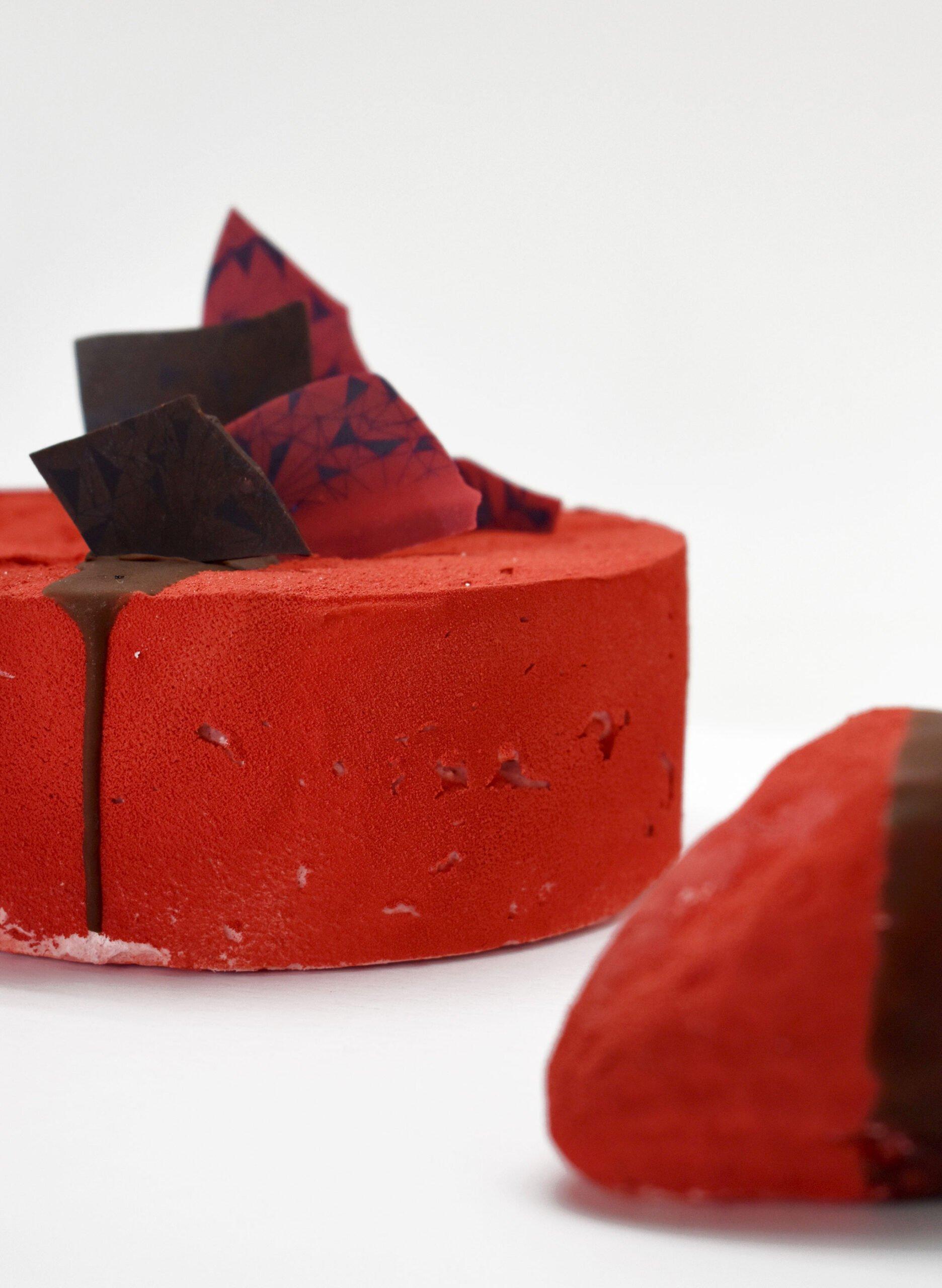 Dulce de fresas y chocolate – Beekery