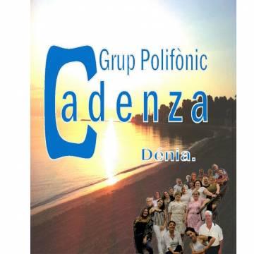 Imagen: El Grupo Polifónico Cadenza actúa en el Auditori del Centre Social