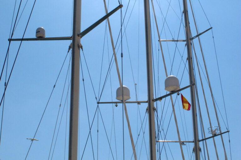 El velero de lujo Mikhail S. Vorontsov en Dénia 07