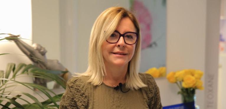 Entrevista a la Dra Laura Castelblanque