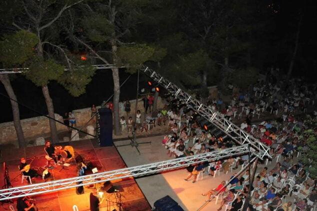 Imagen: Festival Música al Castell de Dénia