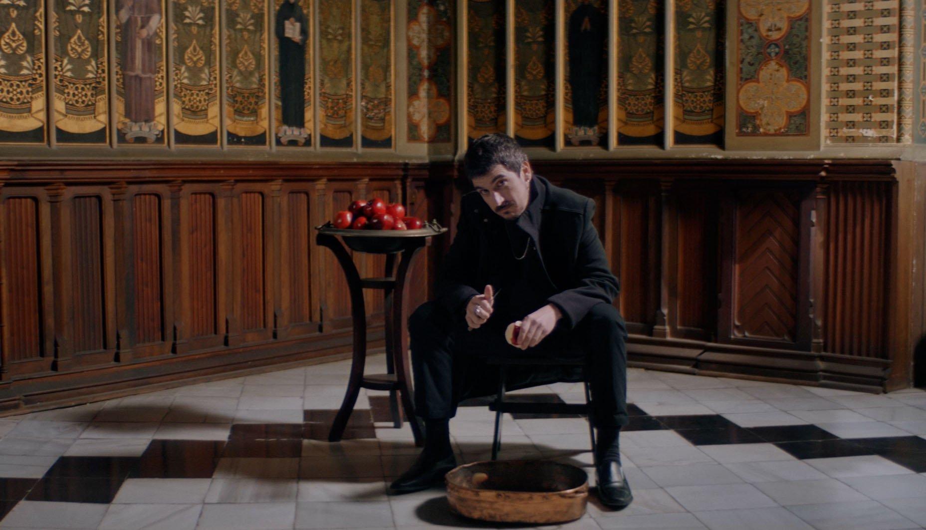 Fragmento del videoclip de Llepolies