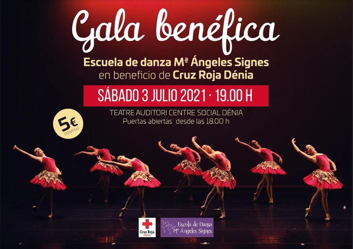 Gala benéfica – Escola de Dansa Mª Ángeles Signes