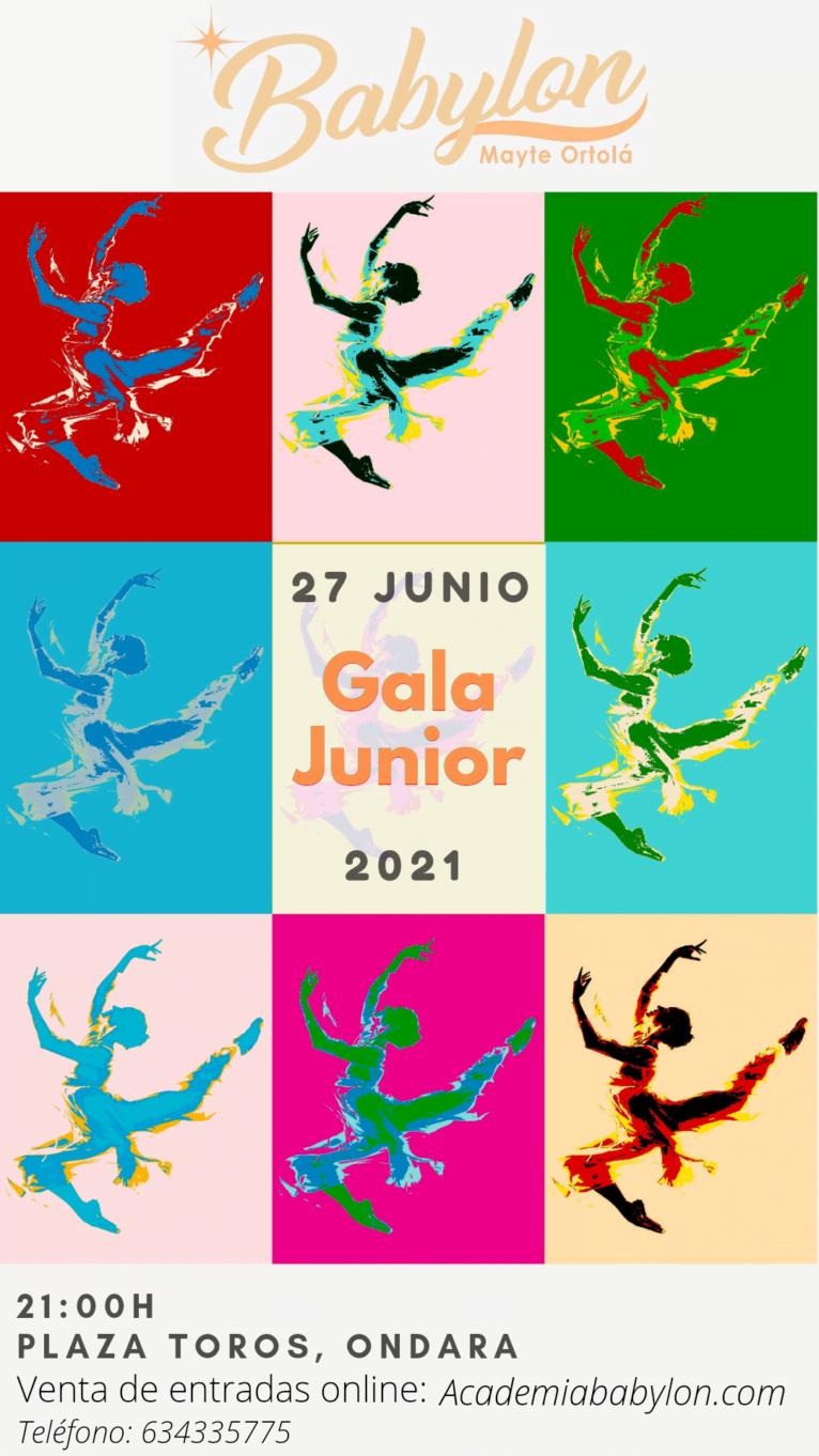 Gala junior Babylon