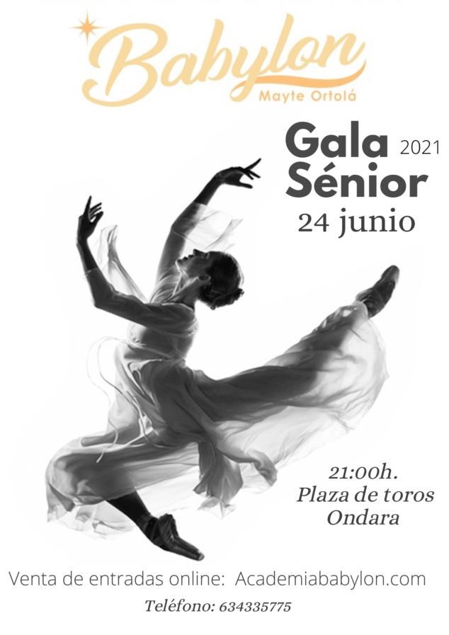 Imagen: Gala senior Babylon
