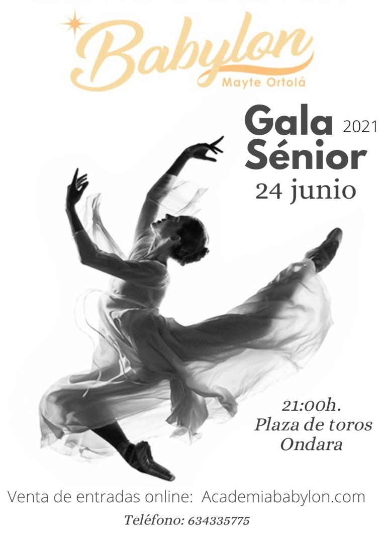 Gala senior Babylon