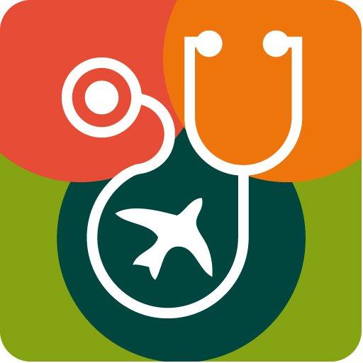 Imagen: Iconos de la app de Marina Salud