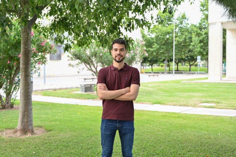 Ignacio Sevilla en la UPV
