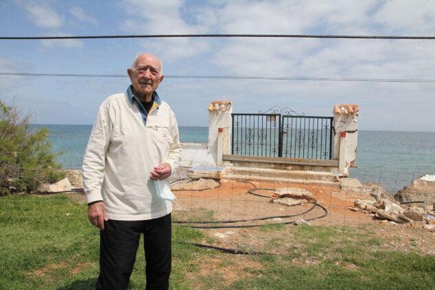 Imagen: Jorge Miquel Calatayud, el activista incansable que quiere recuperar la playa de todos