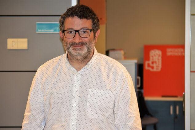 Imagen: Óscar Mengual, diputado provincial del PSPV