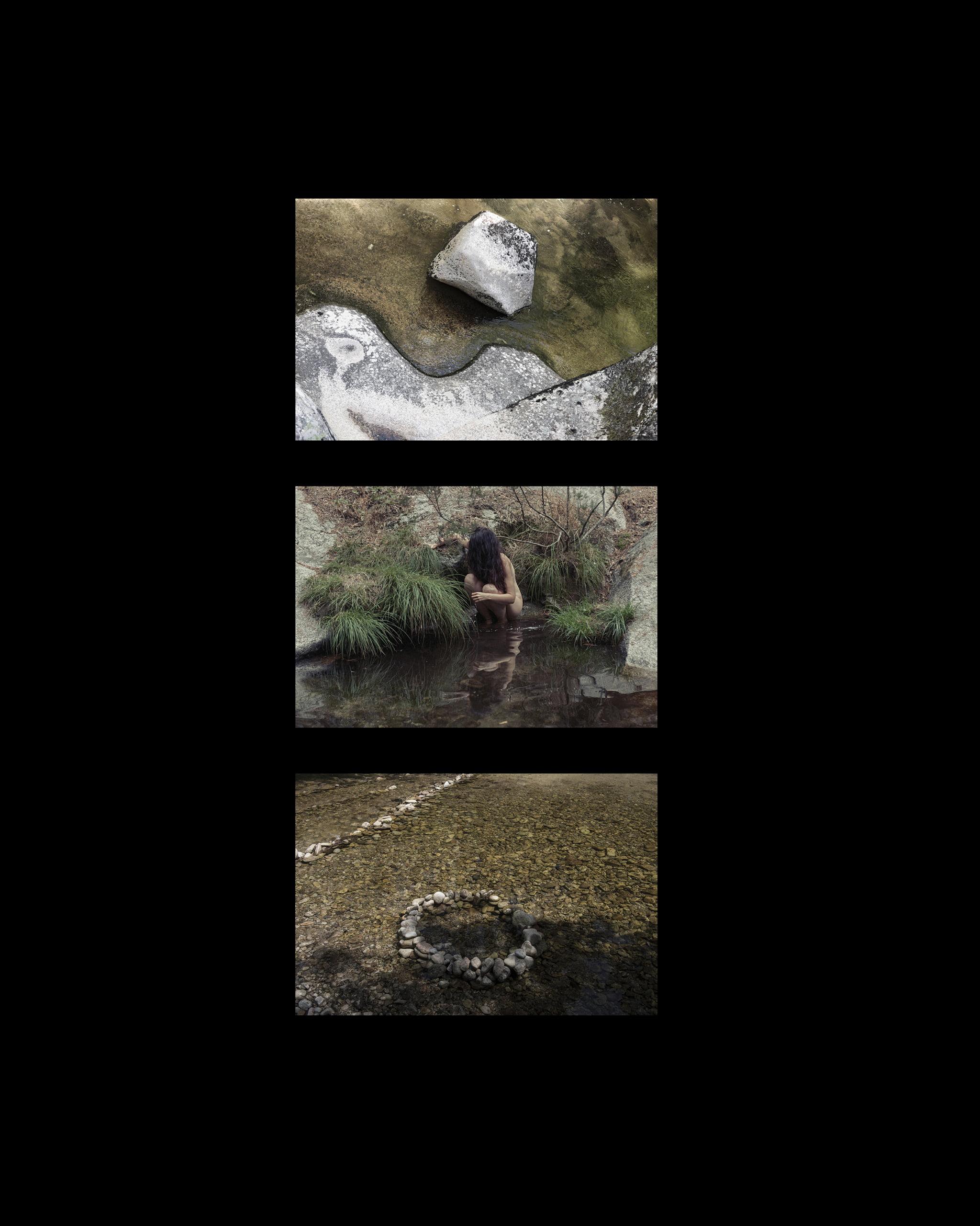 Imagen: Portada de «Elementos. La historia de un transitar y la búsqueda de lo primitivo»