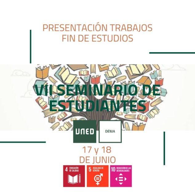 Imagen: Poster VII Seminario de Estudiantes