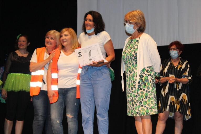 Premio a la obra %22Una nit al sambori%22
