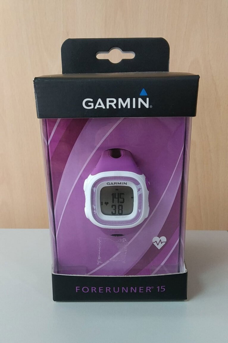 Pulsómetro Garmin, regalo de Electrodomésticos Pineda