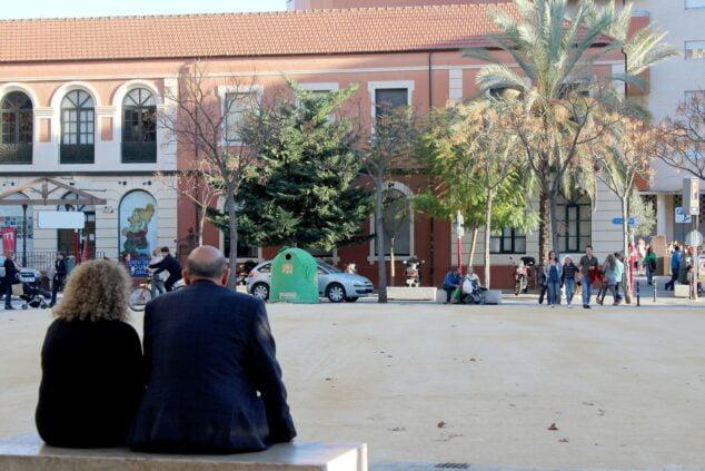 Imagen: Solar de la calle Marqués de Campo